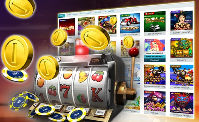 features of the slot games